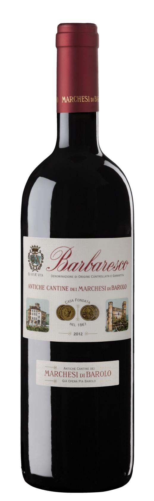 Červené víno Barbaresco Tradizione DOCG 2014