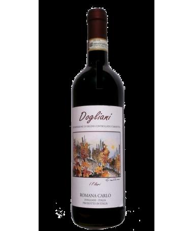 Červené víno Dogliani FILARI DOCG