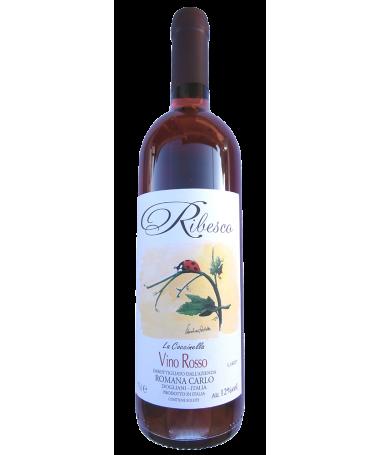 RIBESCO-ružové víno