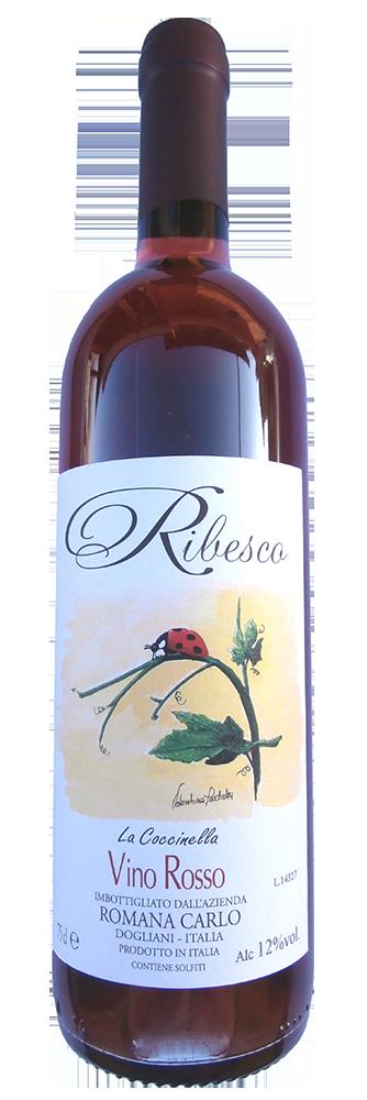 Ružové víno RIBESCO