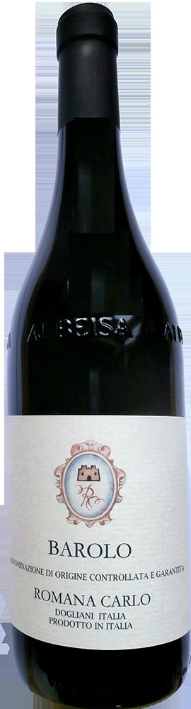 Červené víno BAROLO DOCG 2012