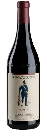 Červené víno NEBBIOLO OCHETTI DOC
