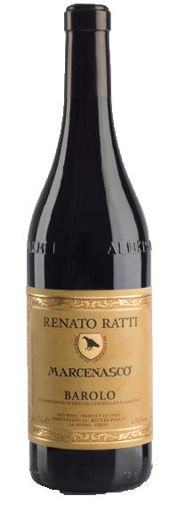 Červené víno BAROLO MARCENASCO DOCG 2012