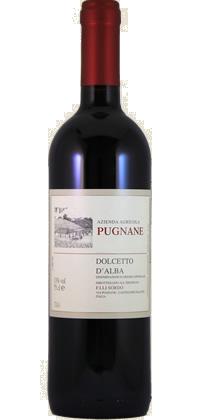 Červené víno Dolcetto ď Alba DOC