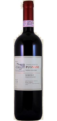Červené víno Barolo Villero DOCG 2010
