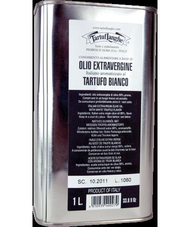 Ochucovadlo potravin Extra panenský olivový olej s bielou hľuzovkou