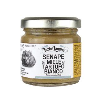 Medová horčica s bielou hľuzovkou 200g