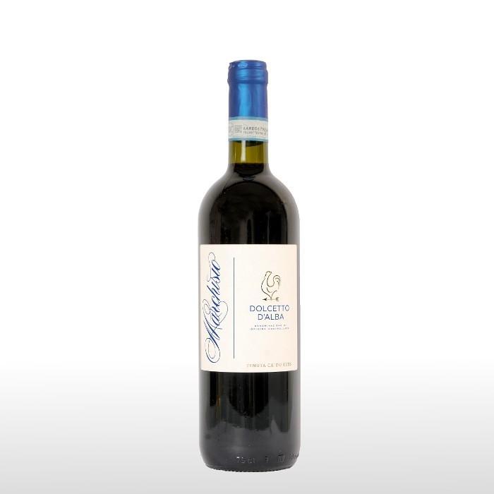 BIO červené víno Dolcetto ď Alba DOC