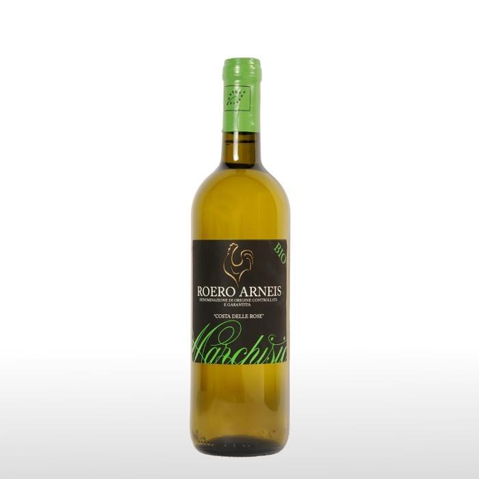 BIO biele víno ROERO ARNEIS DOCG