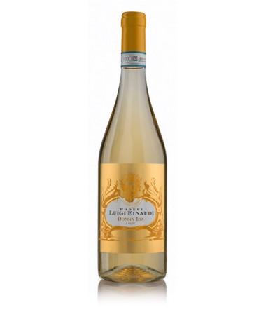Vynímočné Biele víno LANGHE DONNA IDA