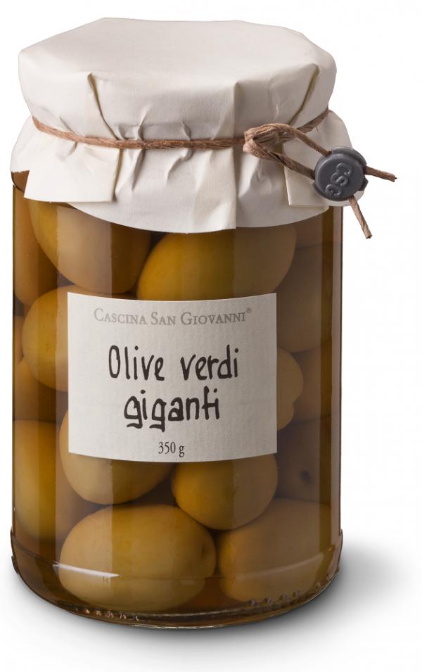 Olivy v slaném nálevu