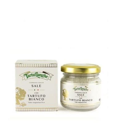 Ochucovadlo potravin Soľ z Guérande s bielou hľuzovkou