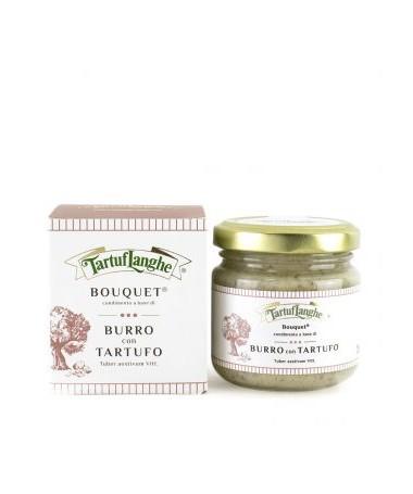 Ochucovadlo potravin Maslo s hľuzovkou BOUQUET