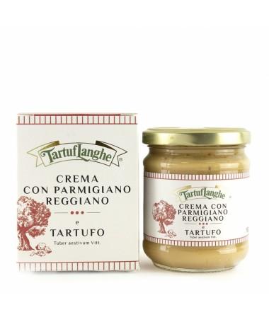 Omáčka so syrom Parmigiano Reggiano DOP a hľuzovkou