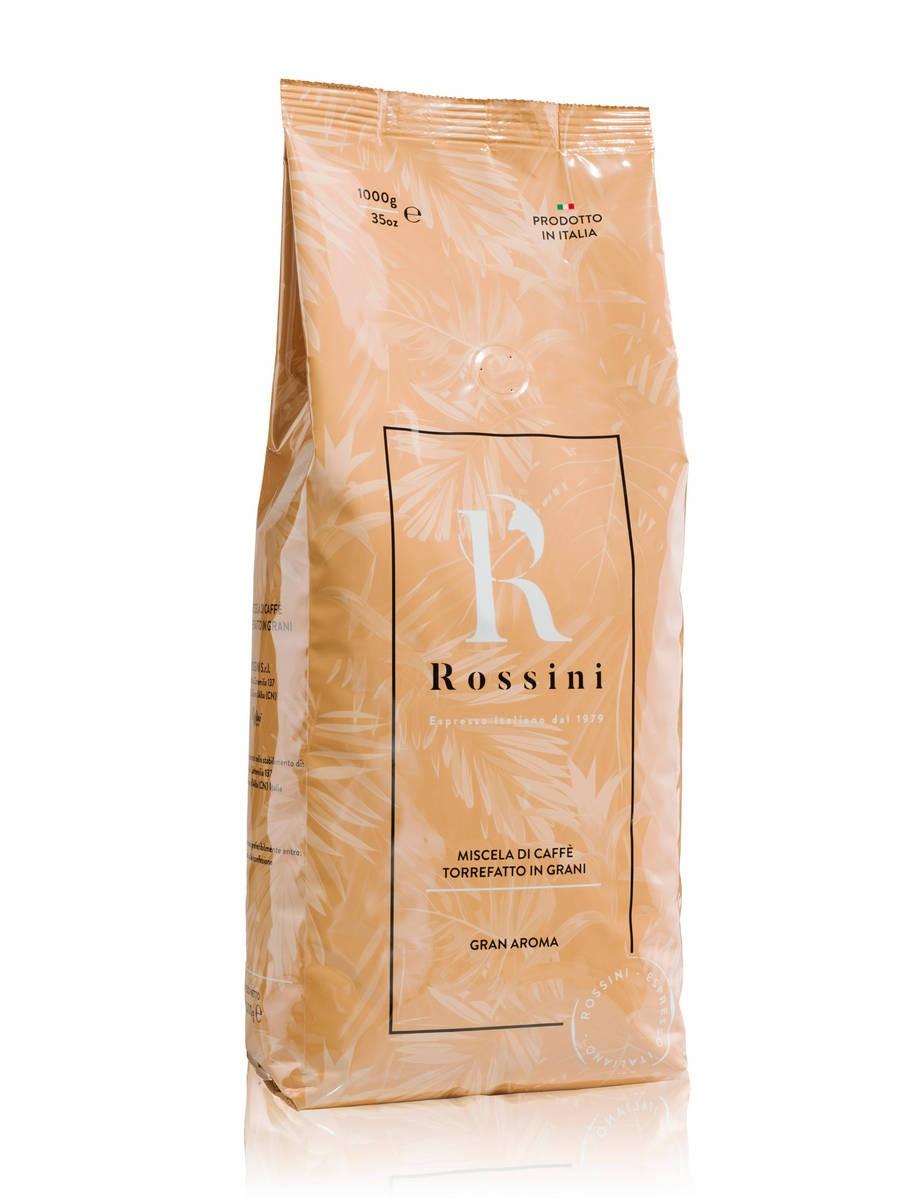 KÁVA ROSSINI GRAN AROMA 65%-A 35%-R 1kg