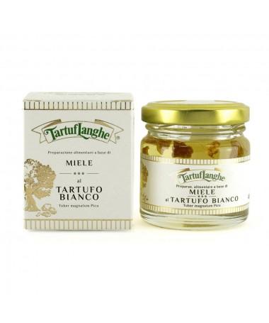 Ochucovadlo potravin Agátový med s bielou hľuzovkou